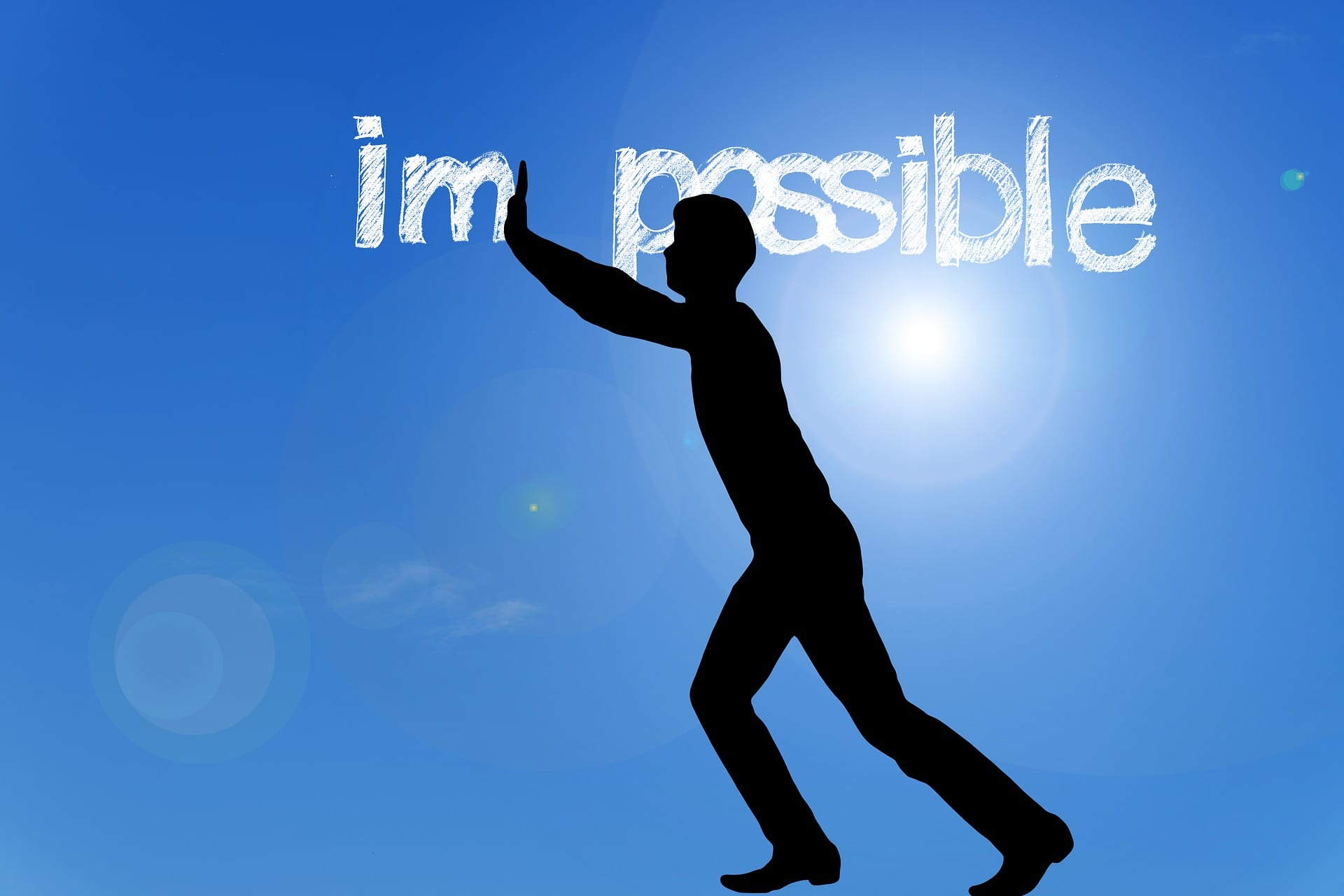 motivation, confiance, possible, impossible, courage