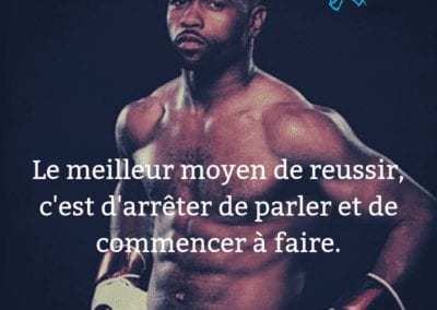 roy jones, boxe, reussite, citation, motivation