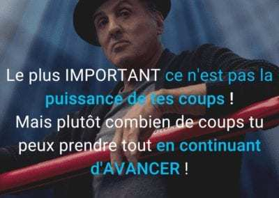 rocky, stallone, coach, citation, boxe, motivation
