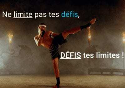 defis, limite, citation, motivation, sport de combat, boxe
