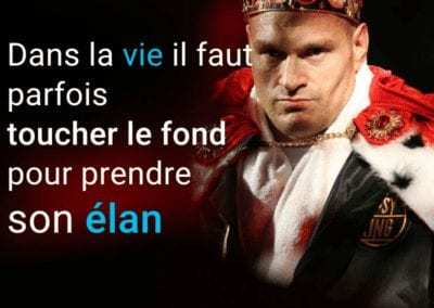 fury, tyson fury, boxe, champion, citation, motivation, proverbe, inspiration