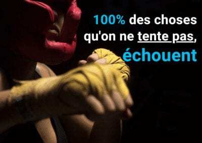 echec, boxe, echouer, motivation, inspiration, citation