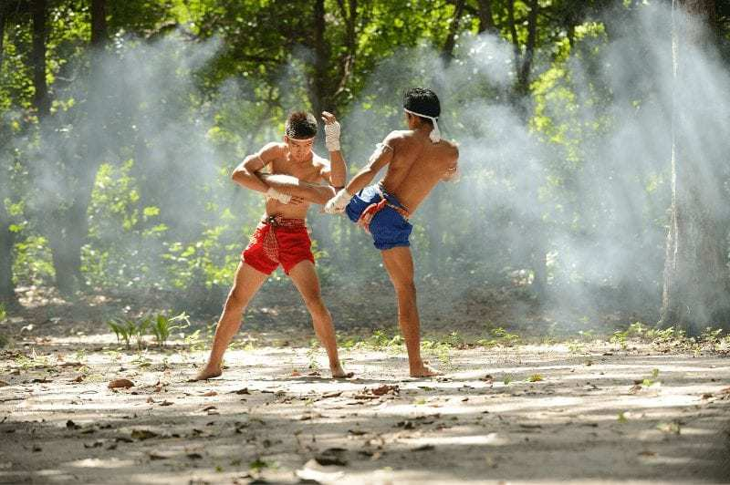 muay thai, boxe thai, definition, prerequis