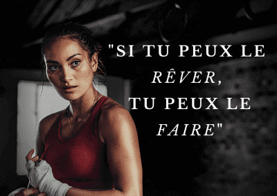 citation, reve, boxe, motivation, boxeuse, inspiration, inspirante