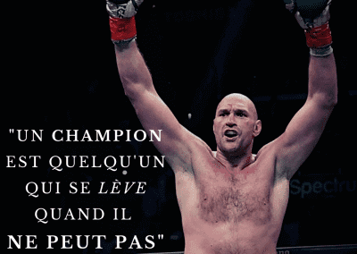 tyson, fury, champion, citation motivation, boxe