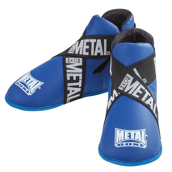 protection, pieds, full contact, metal boxe, entrainement